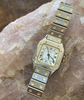 Tiffany's Breakfast (Faux Cartier) Watch