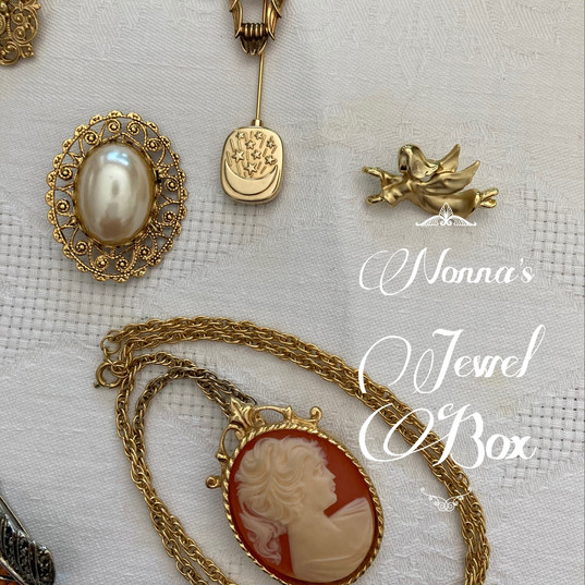 Nonna's Jewel Box