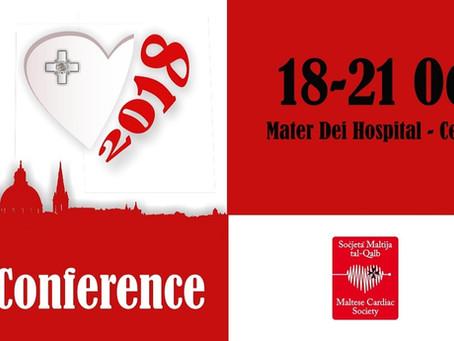 Maltese Cardiac Society Conference 2018
