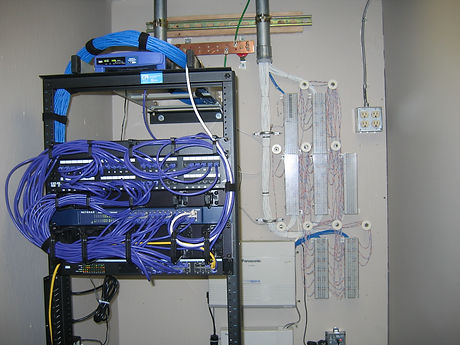 diversified telecom DTC phone and network installation