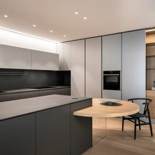 Arredo Cucina attico Treviso - Mobiline S.r.l.jpg