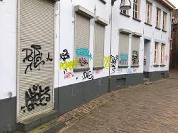 Graffiti verwijderen?