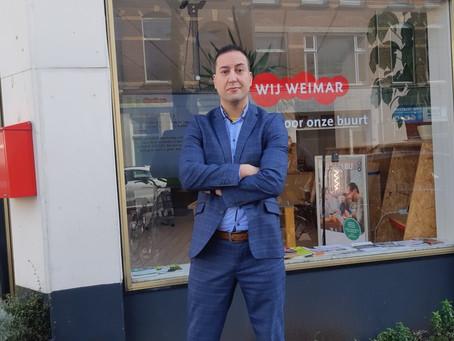 Interview met Abdel Bouchibiti, transformatiemanager Weimarstraat.