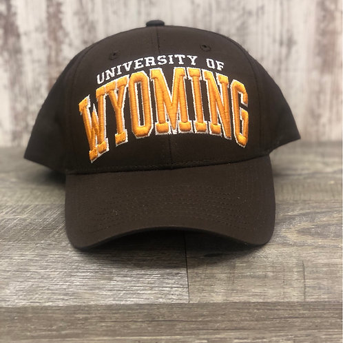 Zeyphr University of Wyoming Cap