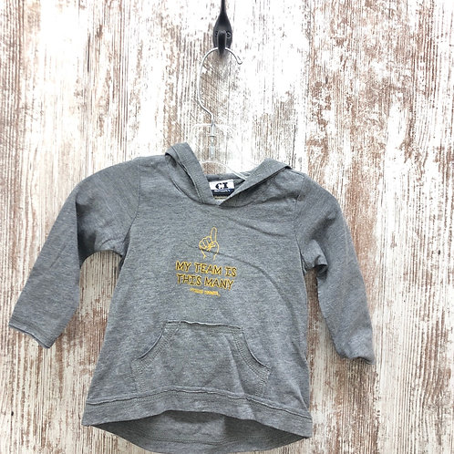 CI Sport Infant Hooded Long Sleeve Tee
