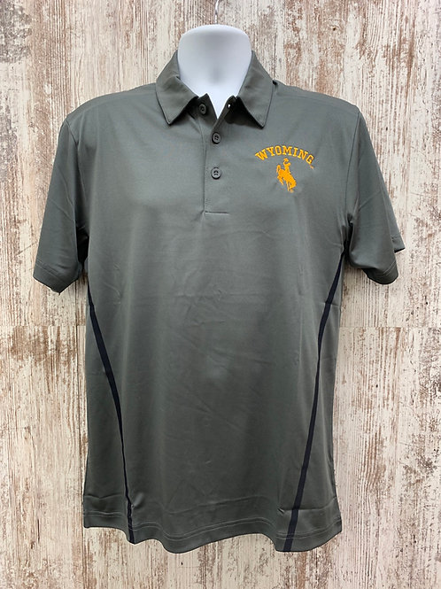 Charcoal Wyoming Polo
