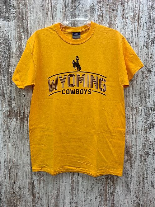 Men's Wyoming Cowboys Tee