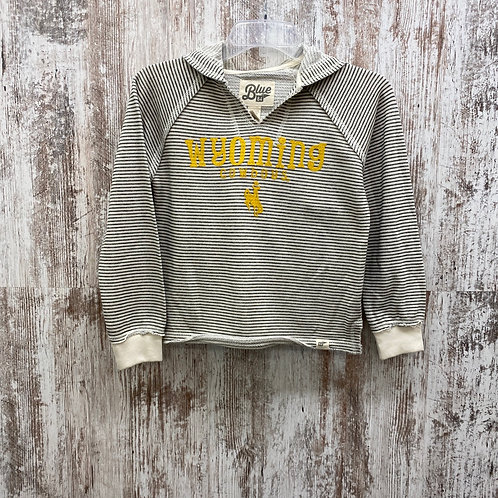 Colosseum Youth Wyoming Cowboys Hoodie