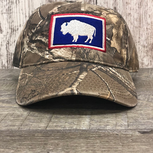 The Game Men's Realtree Buffalo Hat