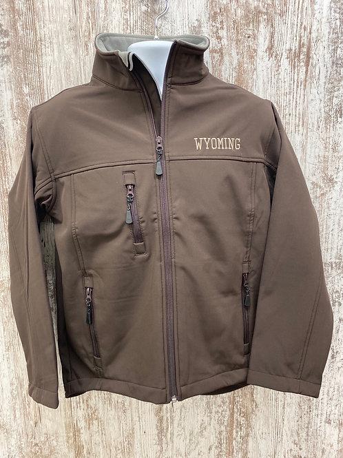 Wyoming soft shell jacket