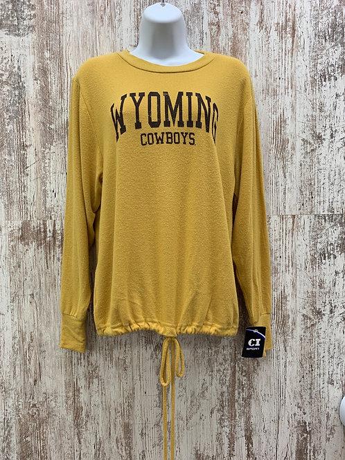 Wyoming Cowboys Sweater