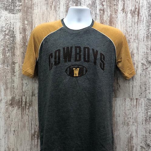 Camp David Men's Cowboys Tee Shirt