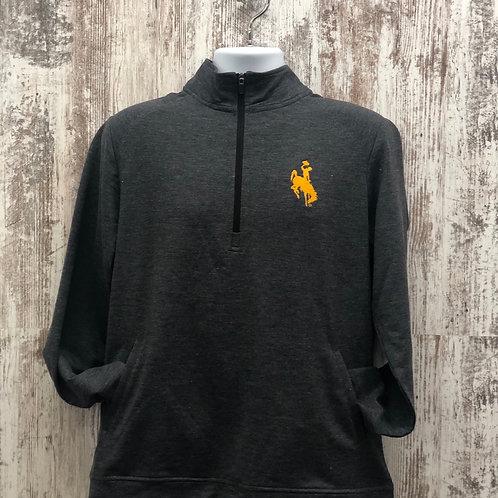 CI Sport Men's 1/4 Zip Bucking Horse Pullover