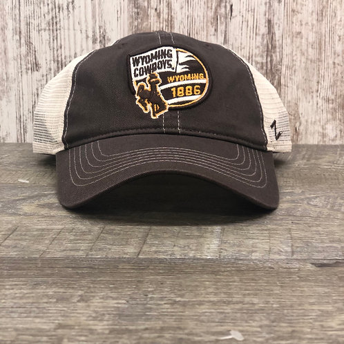 Zephyr Men's Wyoming Cowboys Hat