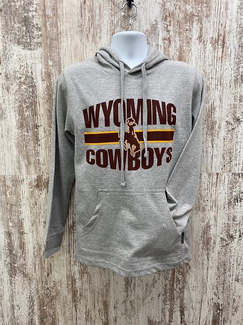Wyoming Cowboys lightweight hoodie