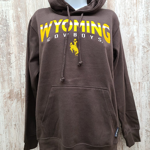 CI Sports Women's Wyoming Cowboys Hoodie