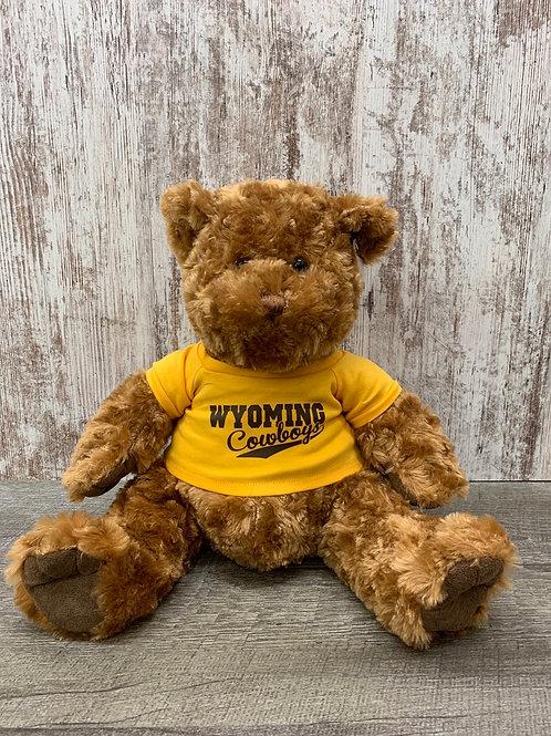 Wyoming Cowboys Teddy Bear