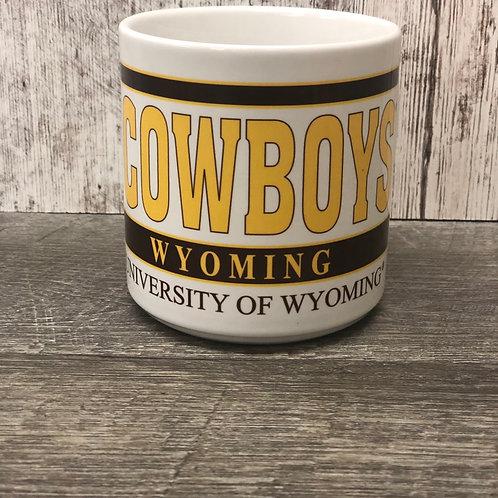 Wyoming Cowboys Oversized Mug