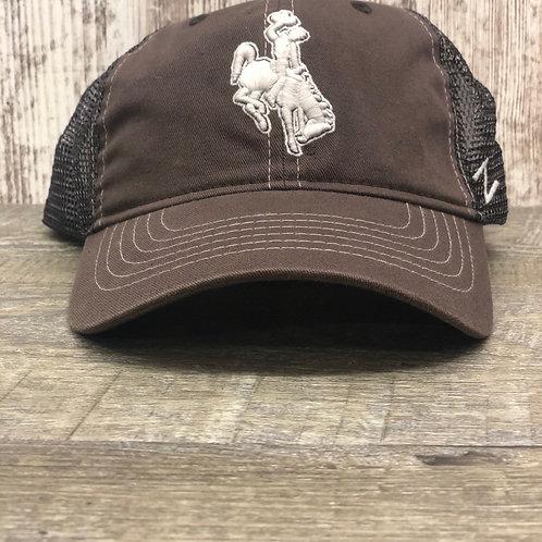 Zephyr Men's Bucking Horse Hat