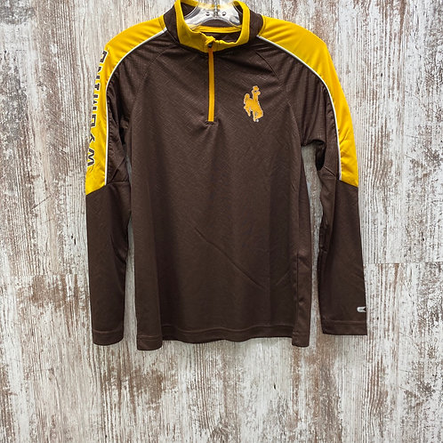Colosseum Youth Bucking Horse 1/4 Zip Pullover