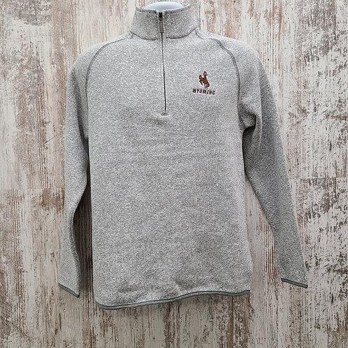 Camp David Men's Wyoming 1/4 Zip Pullover