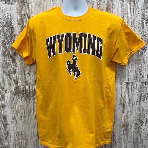 Men's Wyoming Cowboys Tee Shirt