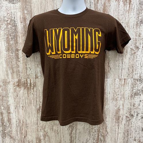 CI Sport Men's Wyoming Cowboys Tee