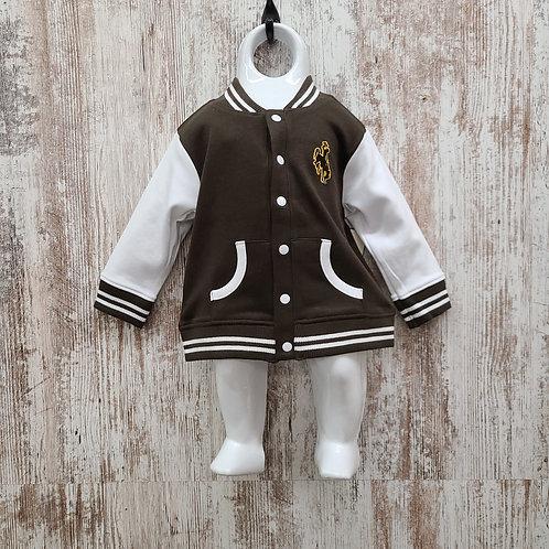 Creative Knitwear Infant/Youth Varsity Jacket