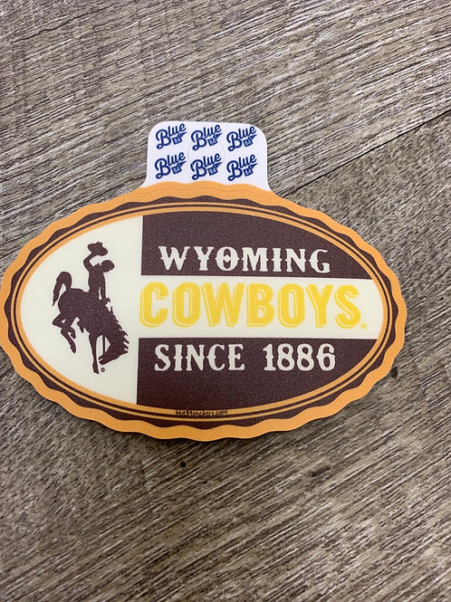 Cowboys Decal