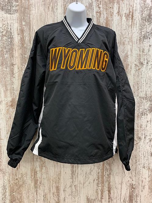 Wyoming men's windbreaker
