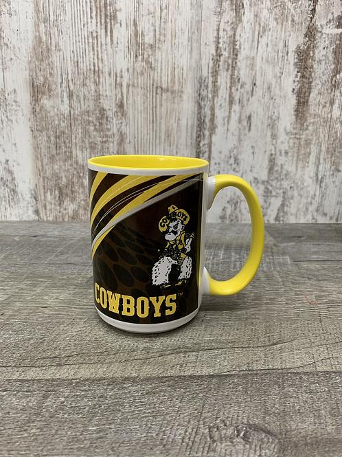 Pistol Pete Cowboys Mug