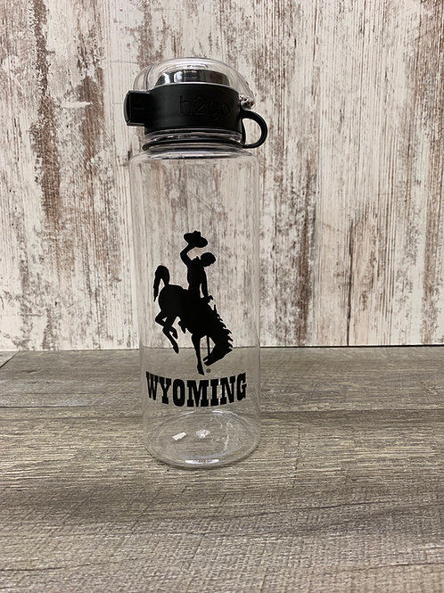 Wyoming Cowboys Water Bottle