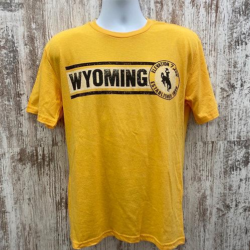BLUE 84 Men's Wyoming Vintage Wyoming Tee