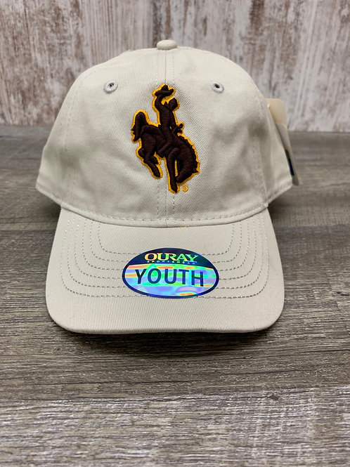 Tan Youth Cap