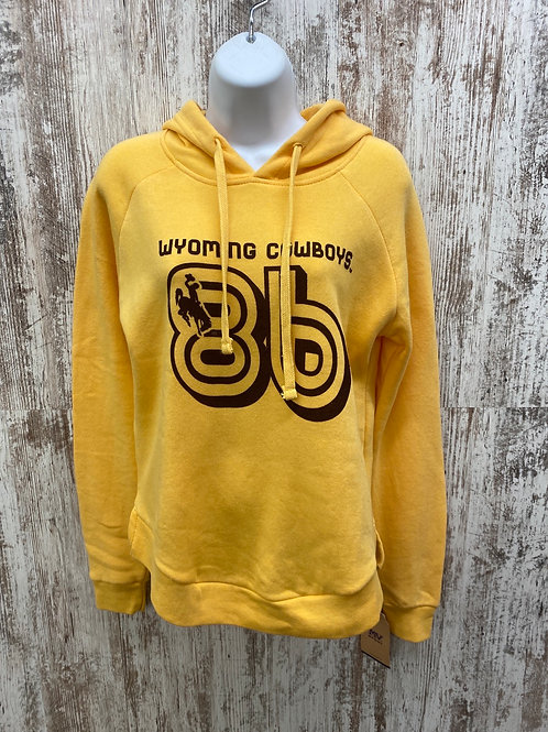 Wyoming Cowboys Retro hoodie