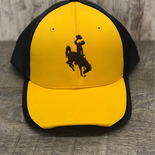 Richardson Grey/Gold Cap