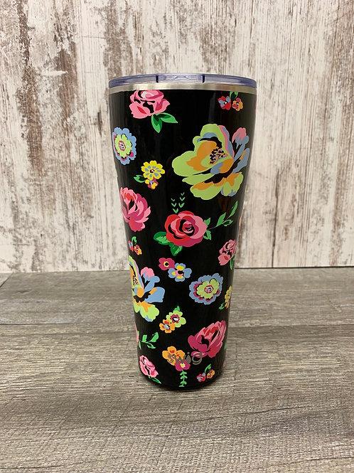 Fleur Noir Swig Cup