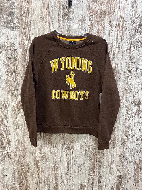 Wyoming Cowboys crew