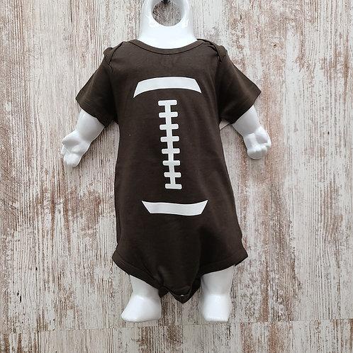 Creative Knitwear Infant Football Onesie