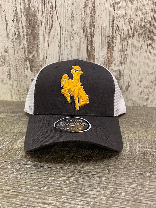 Snapback Cap with bucking horse