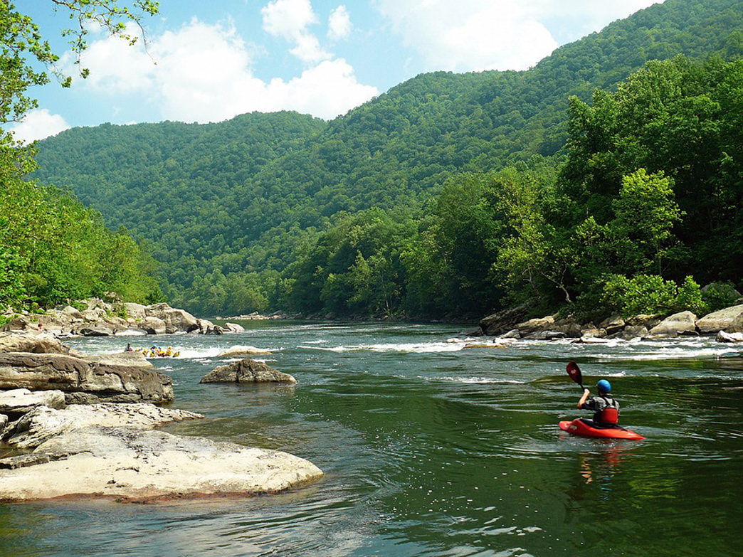Greenbrier River