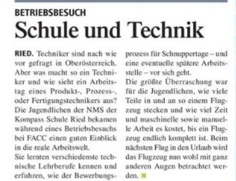 Schule und Technik