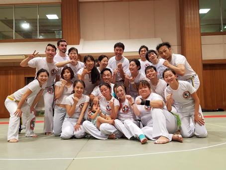 12/3 (月) カポイエラ定例オープンホーダ