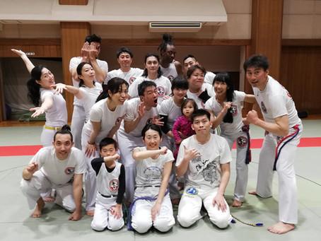 5/5 (月) カポイエラ定例オープンホーダ