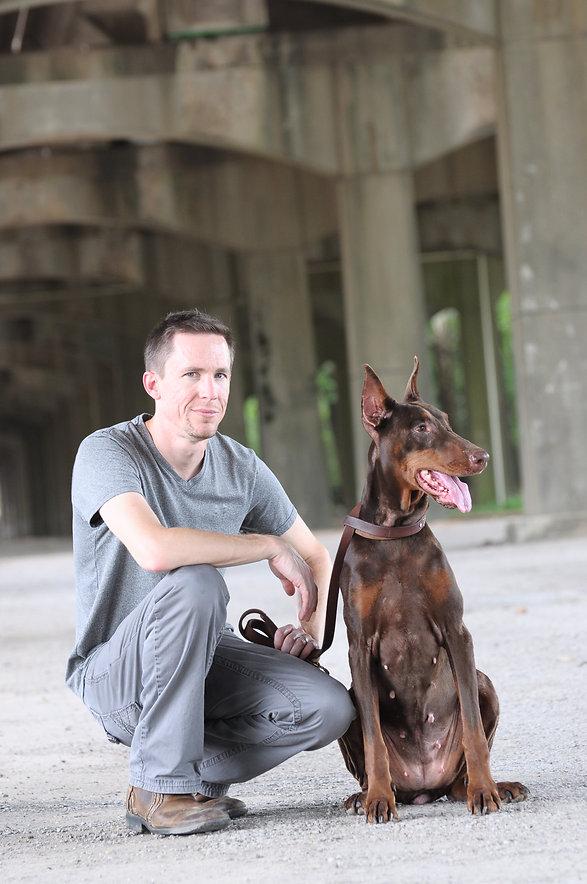 Aaron McDonald Three Dimensional Dog Training Birmingham Alabama