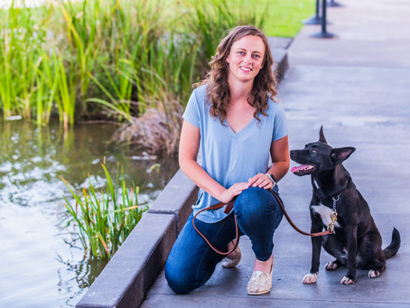 Welcome Canine Behaviorist, Erin Miller to the Three Dimensional Dog Team!