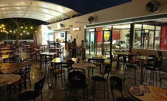 Proyecto de ingeniería eléctrica Restaurante La Gioconda