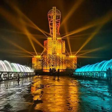 Monumento al mestizaje Chetumal  @extent