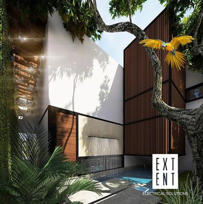 Proyecto eléctrico Casa GA
