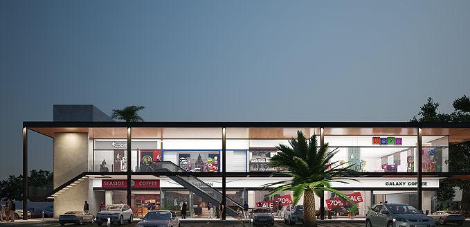 Proyecto de ingeniería eléctrica Plaza Arbol